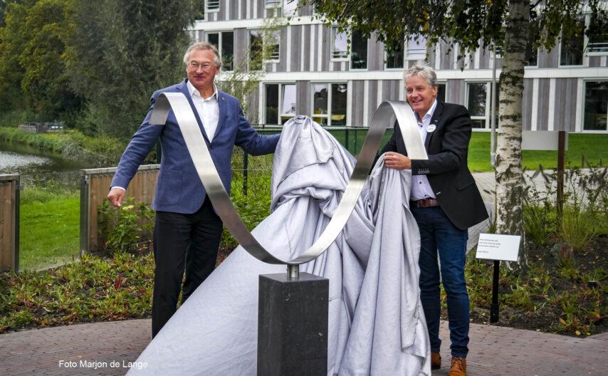 Bezinningstuin Vrijthof geopend