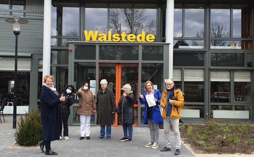Stichting Vrienden Walstede en Westerhof sluit zich aan bij FlipPas clubsparen